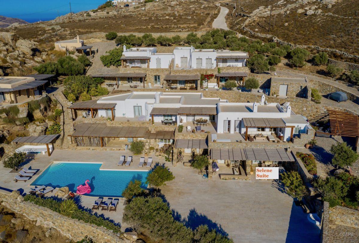 Mykonos Selene Suite | Mykonos Luxury Villas | LLB Luxury ...