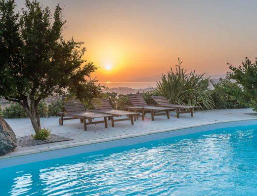 LLB Mykonos luxury villas selene suite 01
