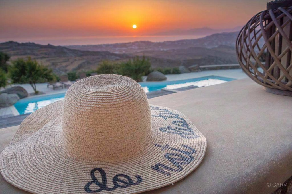 LLB Mykonos luxury villas starlight villa 33