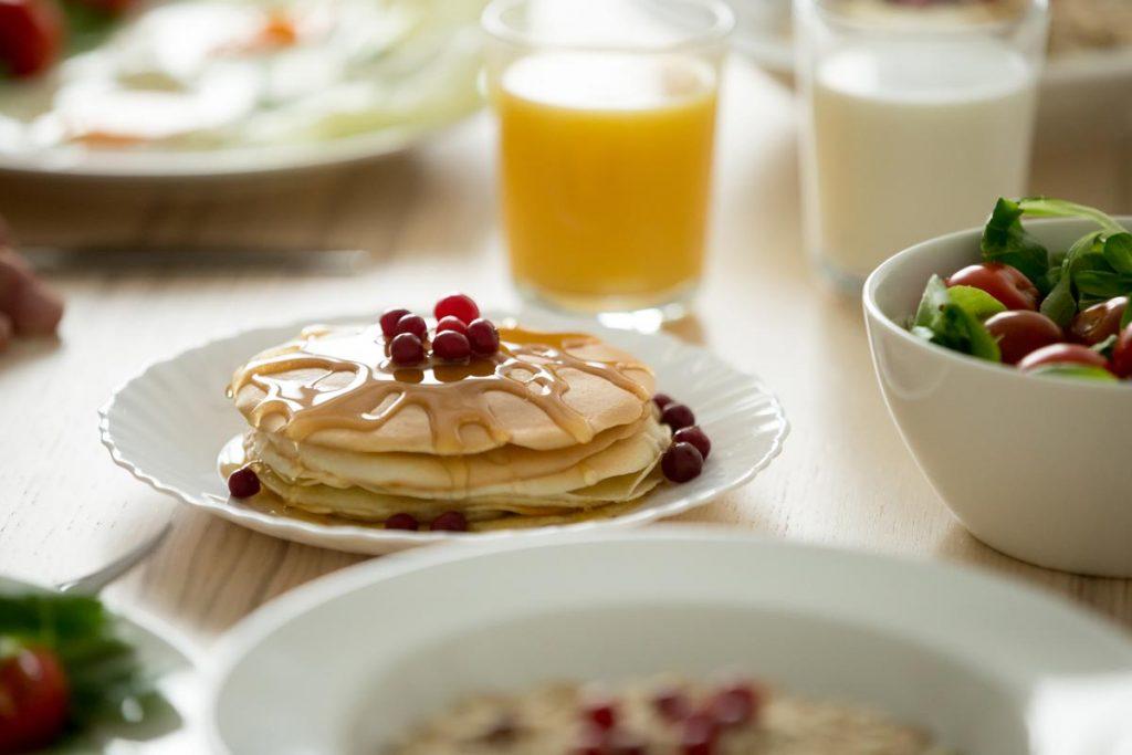 llb mykonos villas exclusive services breakfast
