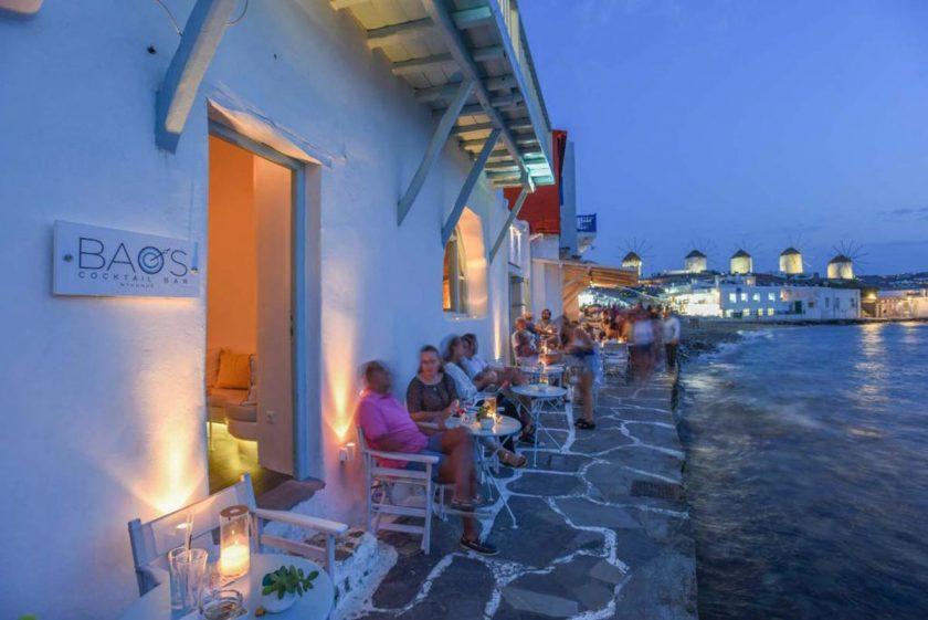 llb mykonos luxury villas mykonos guide baos