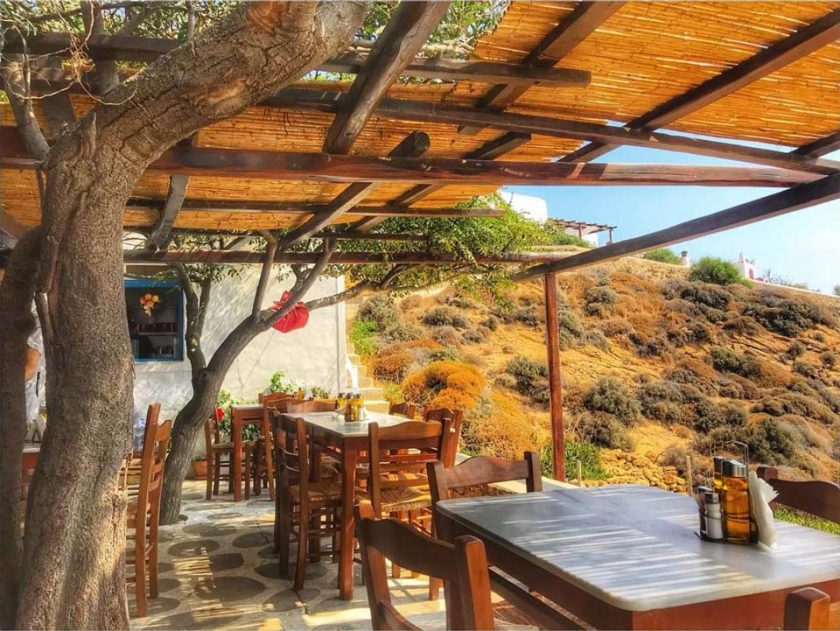 llb mykonos luxury villas mykonos guide kikis tavern 2
