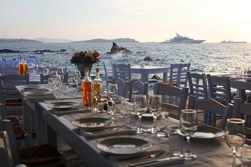 llb mykonos luxury villas mykonos guide sea satin market 1