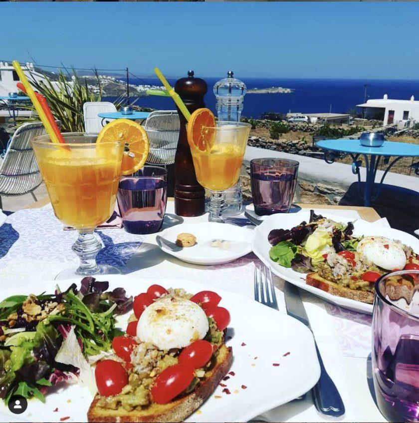 llb villas mykonos guide breakfast project 7